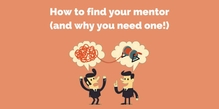 CM Learning - how to find your mentor and why you need one