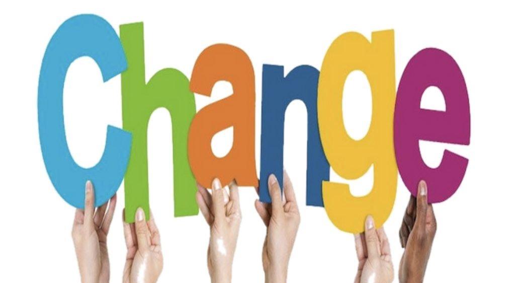 CM Learning - managing change