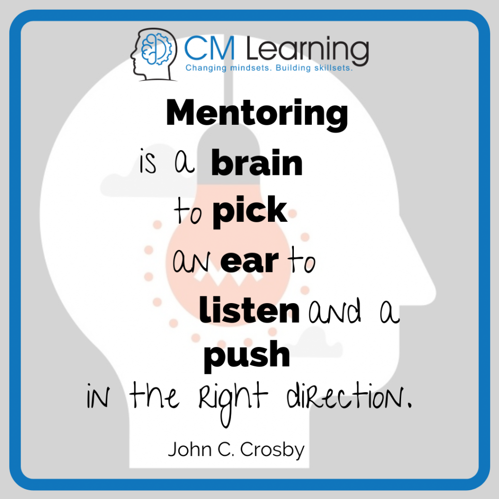 Mentoring quote - CM Learning