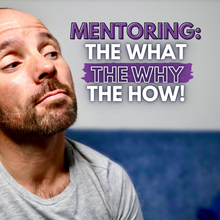 CM LEARNING - HERE'S WHY YOU NEED A MENTOR