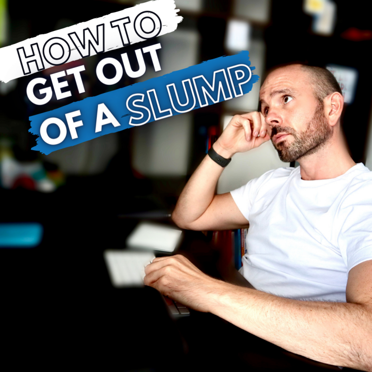 CM LEARNING - HOW TO GET OUT OF A SLUMP