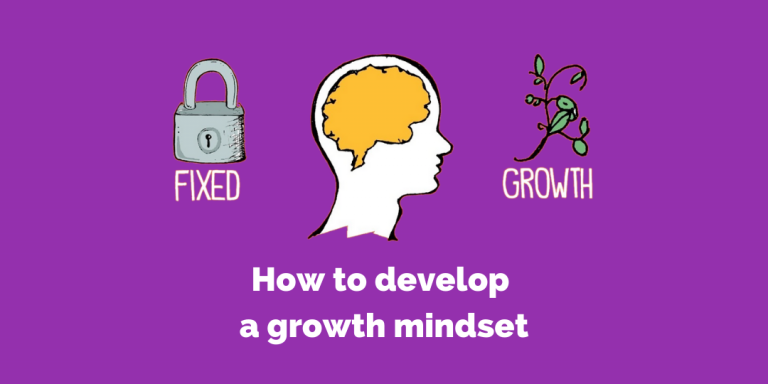 CM Learning - how to develop a growth mindset