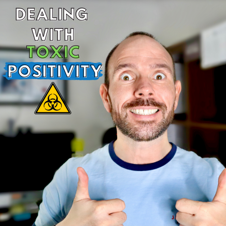 CM Learning - How to deal with TOXIC POSITIVITY