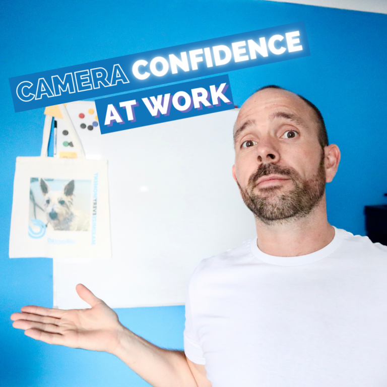CM Learning - camera confidence at work