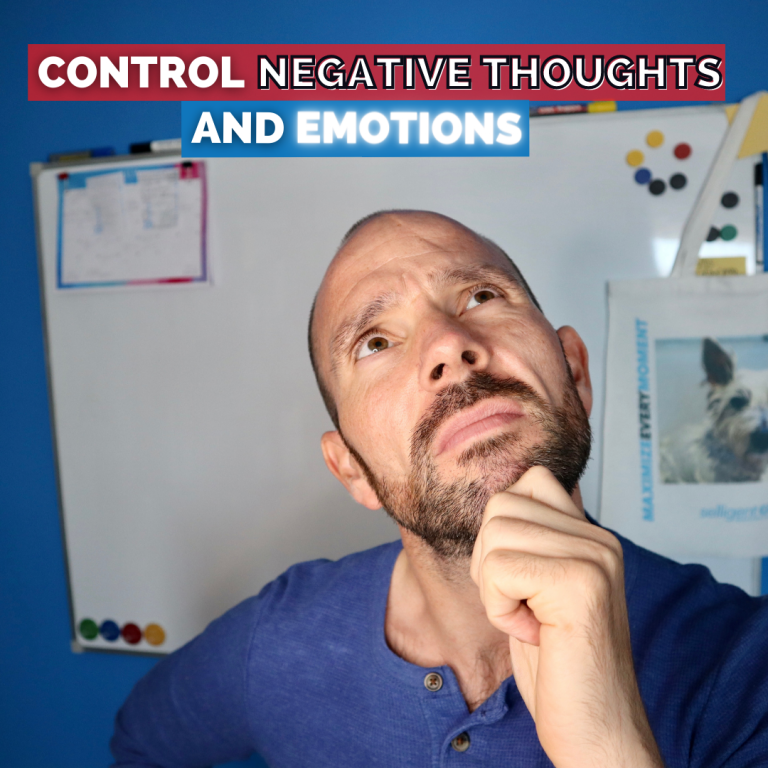 CM Learning - control negative thoughts and emotions