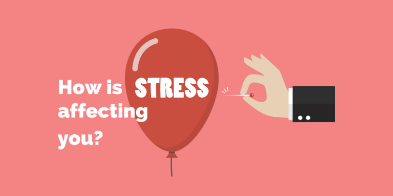 CM Learning - how is stress affecting you