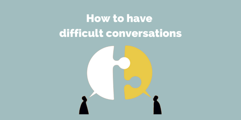 CM Learning - how to have difficult conversations