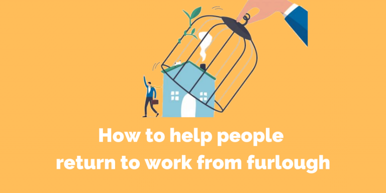 CM Learning - how to help people return to work from furlough
