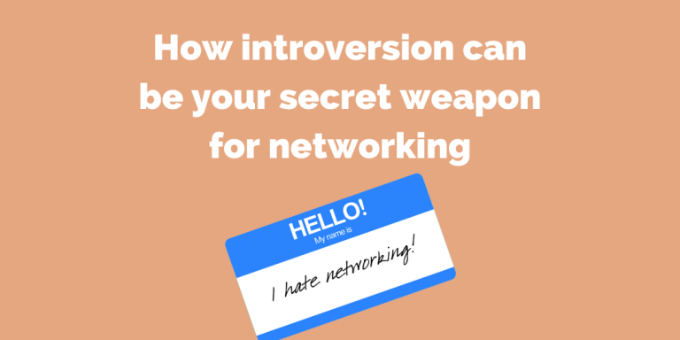 CM Learning - introverted networking