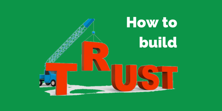 CM Learning - how to build trust