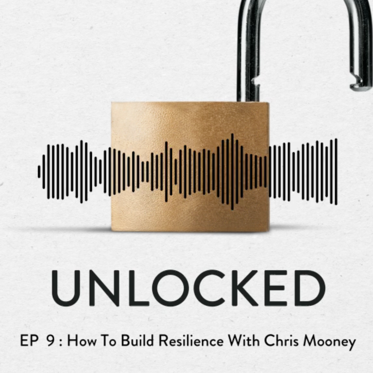 CM LEARNING - HOW TO BUILD RESILIENCE - UNLOCKED PODCAST INTERVIEW (RICKY LOCKE)