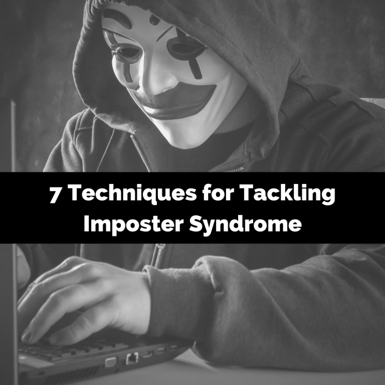 CM Learning Blog - Tackling Imposter Syndrome