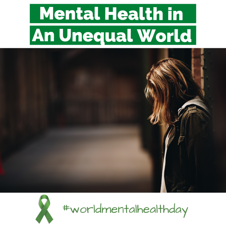 CM Learning | Mental Health in an Unequal World